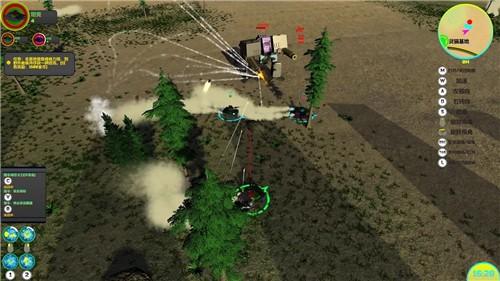 机甲坦克大乱斗截图2
