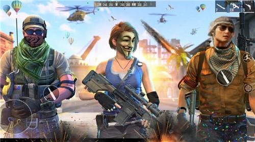 武装猎人截图2