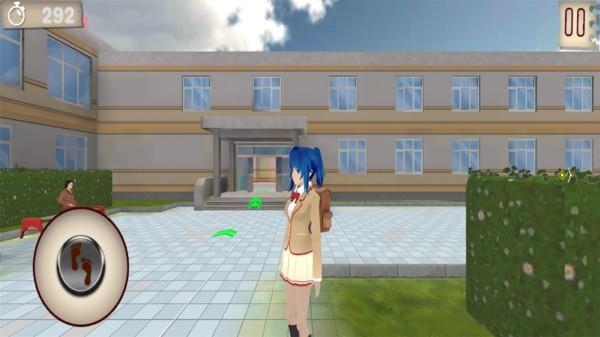 桃花女子高校模拟截图1