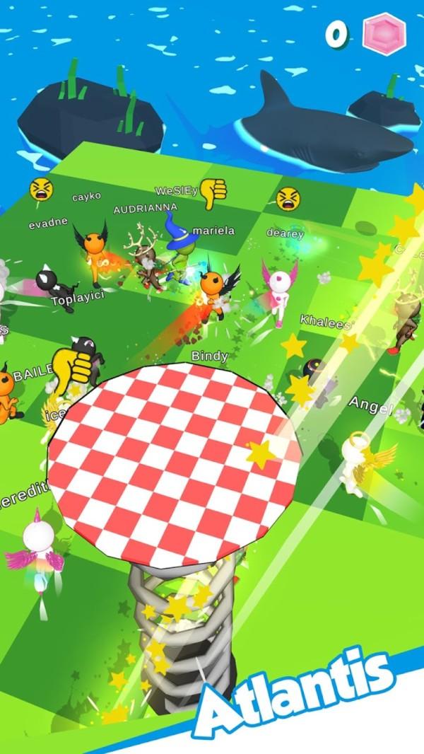 短跑派对3D截图3