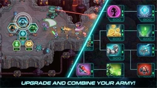 钢铁战队iOS版截图1