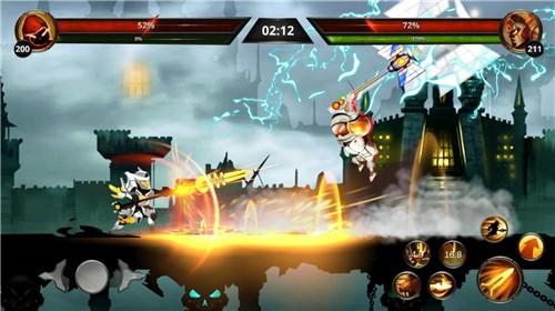 火柴人神界英雄截图3