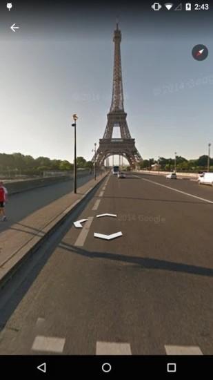 Google地球截图2