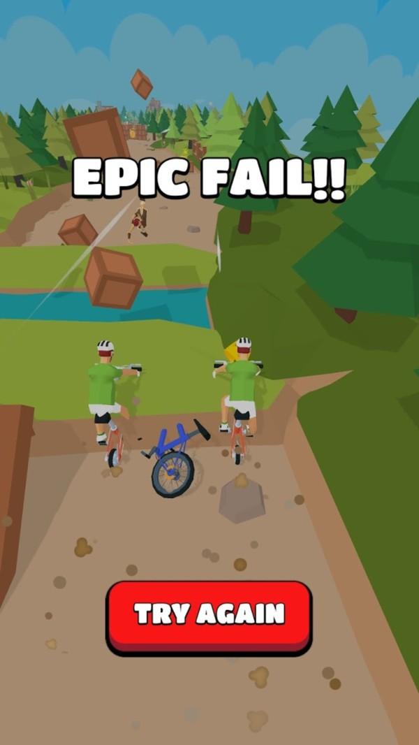 疯狂自行车大作战截图5