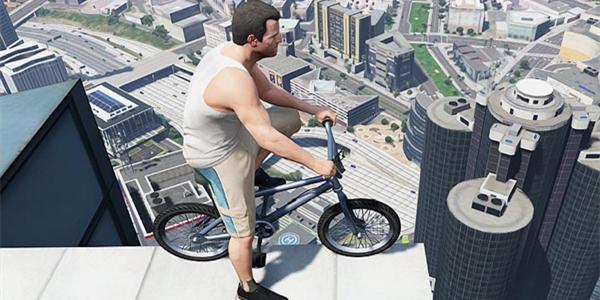 骑自行车的安卓游戏大全