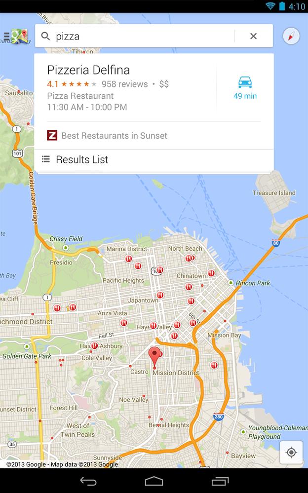谷歌地图卫星高清地图截图1