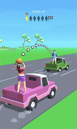 道路扣篮3D截图1