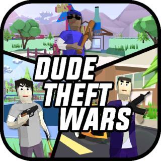 沙盒趣味模拟器盗贼战争
