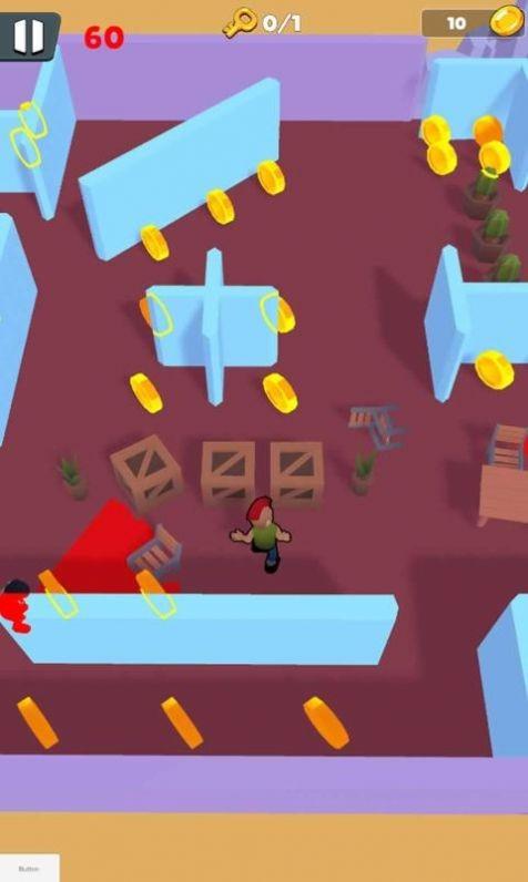 捉迷藏3D怪物逃生截图1
