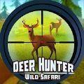野外狩猎猎鹿人