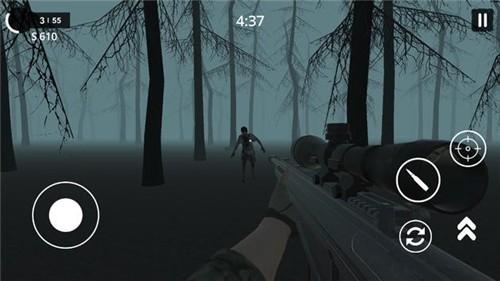 猎人僵尸生存截图2