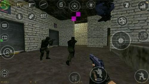 反恐精英CS1.6手机版截图1