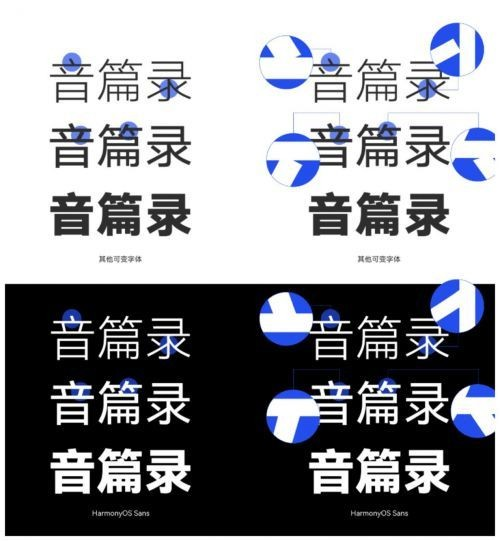 鸿蒙字体截图2