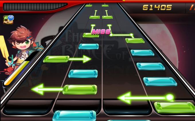 节奏大师iOS最新版截图1