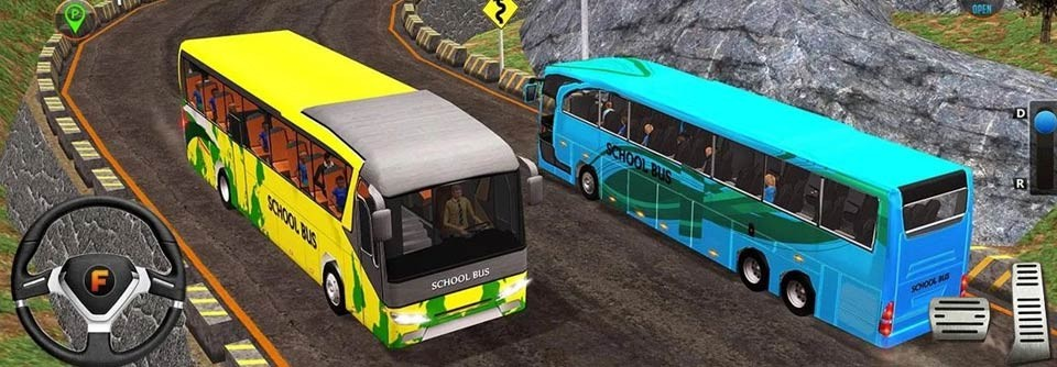 客运巴士3D截图3