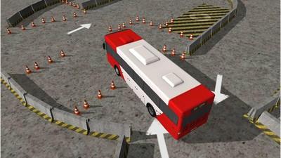 客运巴士3D截图1