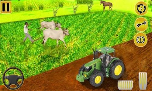 拖拉机农民模拟器截图3