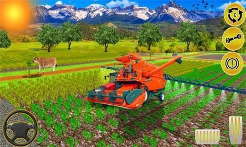 拖拉机农民模拟器截图1