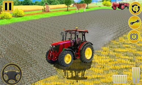 拖拉机农民模拟器截图2