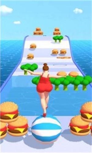 胖子赛跑截图2