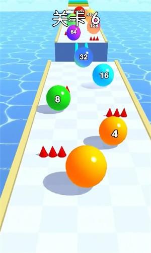 2048碰碰球截图2
