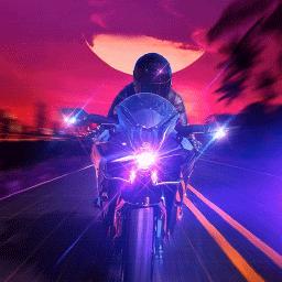 骑士我的野摩托