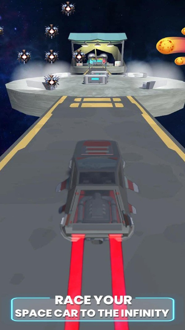 太空赛车模拟器截图1