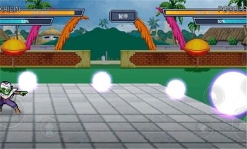 龙珠战士超神之战截图2