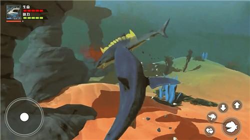 饥饿鲨鱼求生截图1