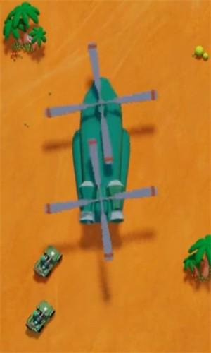 兵营要塞3D截图1