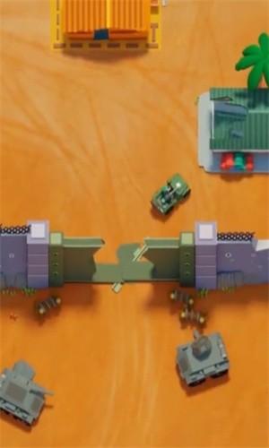 兵营要塞3D截图2