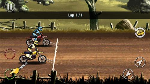 疯狂摩托车技2截图1
