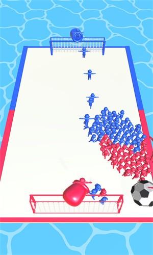 拥挤的足球截图5