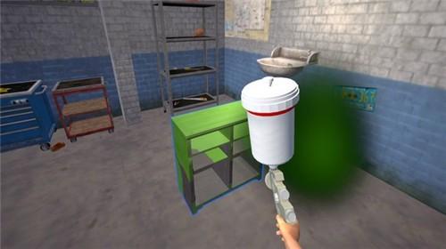 垃圾场建造模拟器截图0