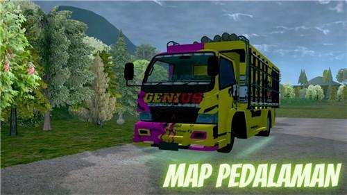 印尼卡车奥兰模拟器截图0