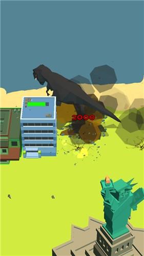 恐龙攻击截图2