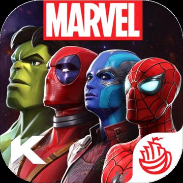 漫威超级争霸战国际服iOS版
