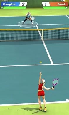 网球传奇截图3