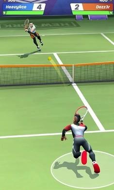 网球传奇截图1