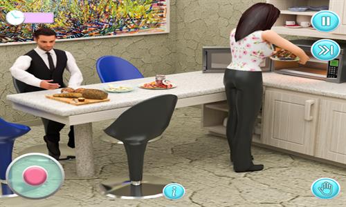 孕妇母婴护理游戏截图1