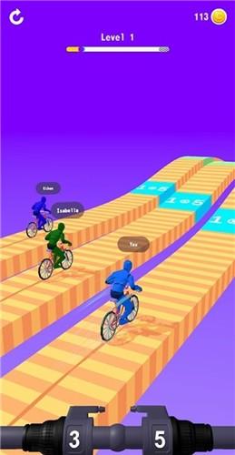变速自行车竞速赛截图5
