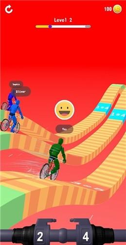 变速自行车竞速赛截图3