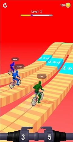 变速自行车竞速赛截图4