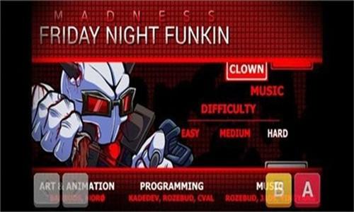 周五夜放克小丑模组截图4