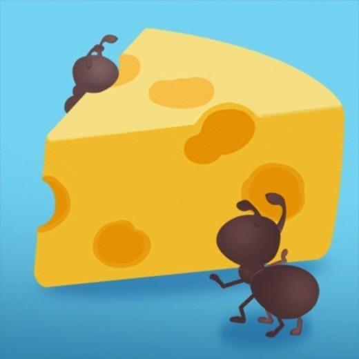 贪吃的蚂蚁