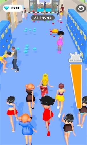 美女跑酷大挑战截图2
