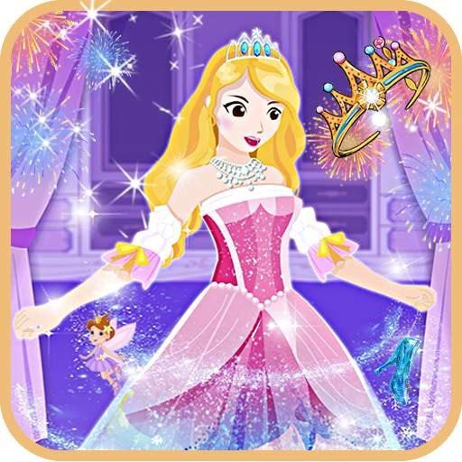 芭比小公主变身记