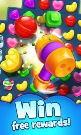 糖果爆炸狂热比赛截图1