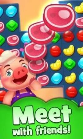 糖果爆炸狂热比赛截图2