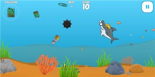 海洋垃圾清洁工截图1